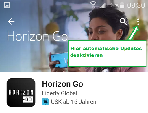 Horizon Go Auto Update 512x393