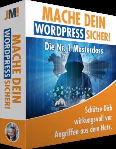 Mache dein WordPress sicher