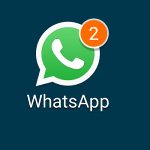 WhatsApp - BadgeCounter 2