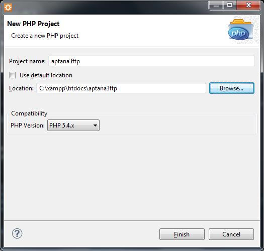 003-Create_Project_Folder