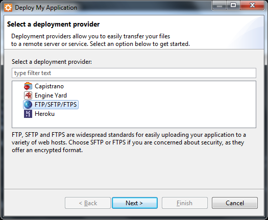 005-Select_Deployment_Provider