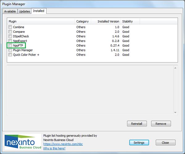 Notepad++_Plugin_Manager