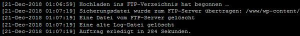 BackWPup-Log_Datei