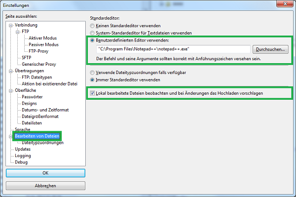 FileZilla_default_editor_settings