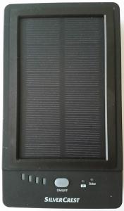 SilverCrest Powerbank SPBS 5000 B2 Vorderansicht - Bild