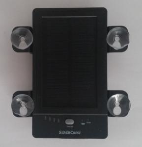 SilverCrest Powerbank SPBS 5000 - Halterung vorne