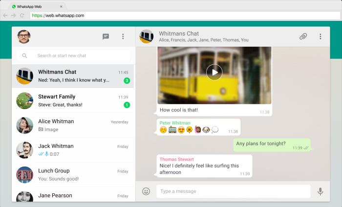 WhatsApp-Web [Image]
