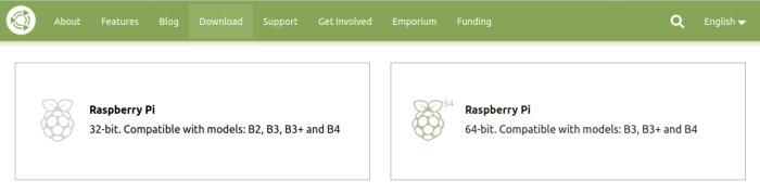 Ubuntu MATE - CPU-Struktur-Varianten